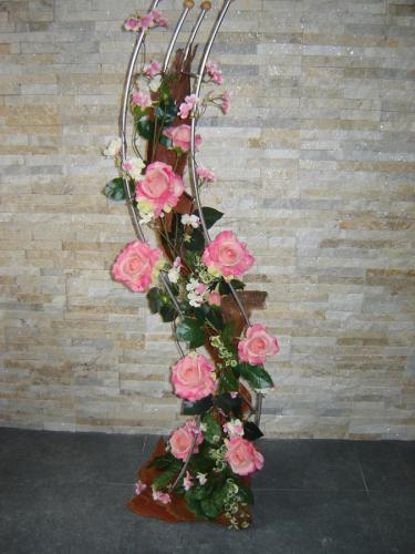Staande rozen